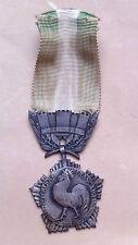 Médaille française civile des collectivités locales France