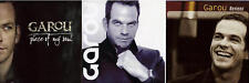3 GAROU CDs LOT Reviens Piece Of My Soul NEW & SEALED French pop