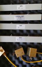 3 cm TWT AEG YH 1198 wanderfeld TUBO 10ghz