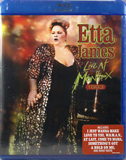 Etta James Live at Montreux 1993 NEW Blu-ray Music Concert