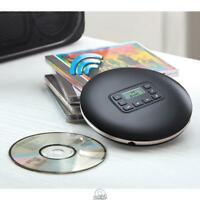 The Portable Compact CD CD-R MP3 Player LCD Display HOTT CD611 Bluetooth
