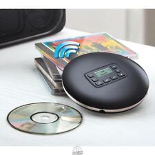 Hammacher Portable Compact CD CD-R MP3 Player LCD Display HOTT CD611 Bluetooth