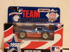 Matchbox Superfast Major League Baseball Braves MLB-92-9 Chevy Corvette  1992
