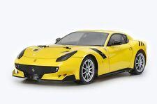 Tamiya 51592 1/10 RC Clear Body Set Body Set Ferrari F12tdf