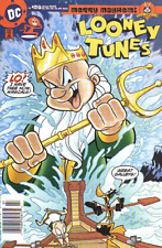 LOONEY TUNES   (DC) (1994 Series) #126 NEWSSTAND Very Fine Comics Book