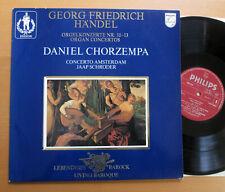 Philips 9502 022 Handel Organ Concertos 10-13 Daniel Chorzempa Schroder NM/EX