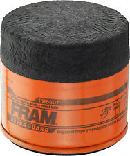 2 PACK FRAM OIL FILTER HONDA PART# PH6607 NEW