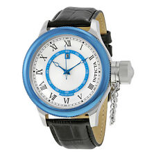 Invicta Russian Diver Silver Dial Gold-tone PVD Mens Watch 14080