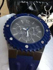 Montre GUESS bleu marine