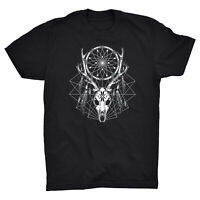 Dreamcatcher T Shirt Boho America Pan-Indianism Ojibwe Indian Native American