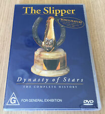 THE SLIPPER - DYNASTY OF STARS DVD - The Complete History - NEW & SEALED  Golden