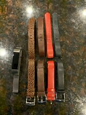 Fitbit ALTA HR (with Charger) and 4 Additional Bands - EUC