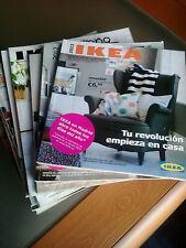 CATALOGO IKEA 2007 A 2016 Y 2019.