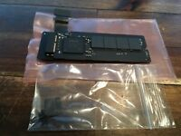 Apple SAMSUNG MZ-KPU1T0T 1TB  SSD Flash drive + cable 2014 Mac Mini PCI-E