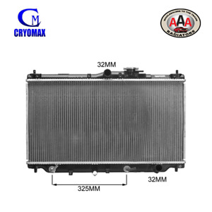 AAA (CRYOMAX) RADIATOR Fits HONDA PRELUDE B8 91-96/ACCORD 89-90