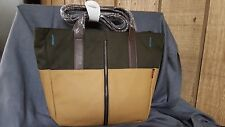NEW Hedgren LET IT BE-LENNON Tote Bag -Russet/Curry-NWT