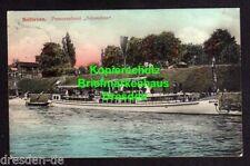 118467 AK Heilbronn Personenboot Schwaben Offenau 1908