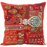 """Decorative Throw Pillow Covers Accent Pillow Couch Sofa Pillow 24"""" Red Pillows"""