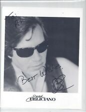 JOSE FELICIANO- SIGNED - AUTOGRAPHED  PHOTO