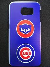 MLB Chicago Cubs Logo Samsung Galaxy S6 G920 Plastic One-Piece Slim Case