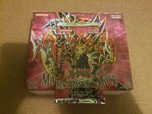 Yu-gi-oh! MFC Magician's Force UNLIMITED Booster PACK - SEAL US ENG NEW Rare