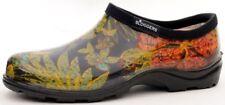 Sloggers Size 8 Midsummer Black Womens Sloggers Waterproof Rain Shoes 5102BK08