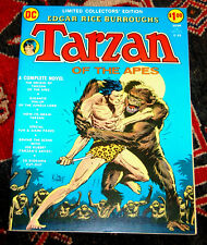 Limited Collectors' Edition #C-22, DC 1973 Tarzan VFNM--Scarce in High Grade