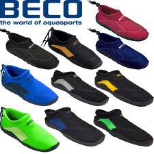 BECO - Surfschuhe Badeschuhe Neoprenschuhe Schwimmschuhe Wasserschuhe 10 Farben