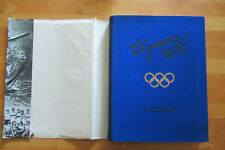 Sammelbilderalbum, Olympia 1932, Los Angeles, kpl. mit allen Bildern