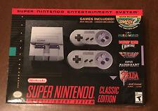 Super Nintendo Entertainment System Super NES Classic Edition SNES Mini