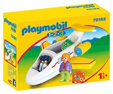 PLAYMOBIL Aereo Passeggeri 1.2.3 70185 PLAYMOBIL