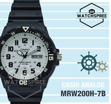 Casio Diver Look Series Watch MRW200H-7B