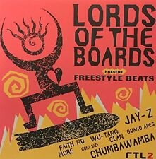 Lords of the boards (1997) Guano bevo, Chumbawamba, Faith No More, Repub... [2 cd]