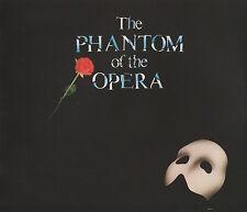 THE PHANTOM OF THE OPERA - MICHAEL CRAWFORD / SARAH BRIGHTMAN - DOUBLE FATBOX CD