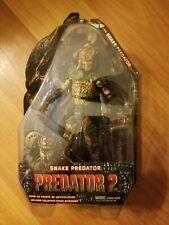 Neca Predator 2 series Snake Predator figure