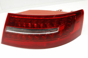 2009 2010 2011 AUDI A6 C6 - Right Outer LED TAIL Light / LAMP
