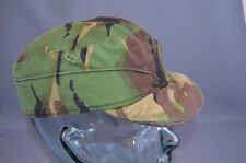 British Army Woodland DPM Soft Hat -  Crap Hat - Washed
