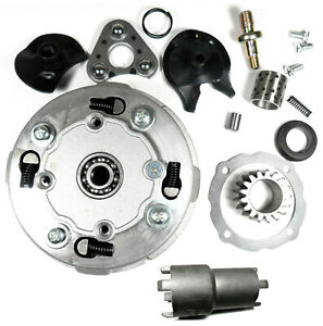 Clutch Assembly Coolster 125cc ATV's 3125XR8-S 3125B 3125R w/ Clutch Nut Socket