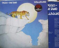 TYGERS OF PAN TANG - Spellbound ~ VINYL LP + POSTER