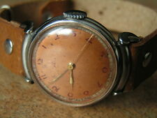Famous OMEGA Doctor Wrist Watch Cal.23.4 Sweep Second, Original Condition ca1939