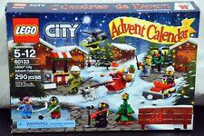 LEGO 60133 City Town 2016 Advent Calendar 290 Pcs