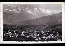 SALLANCHES (74) VILLAS / DOME du MIAGE & MONT-BLANC en 1943