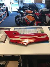 2007 KAWASAKI NINJA 250R EX250F LEFT SIDE FAIRING