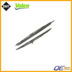 Wiper Blade Set - Standard Type Swf - Valeo Fits: BMW 323i 328i 323Ci 328Ci 325i