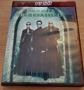 The Matrix Reloaded (HD-DVD) - Free Shipping
