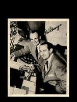 Red Grange JSA Loa Hand Signed 8x10 Vintage Photo Autograph
