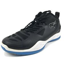 Q4 Sports Basketball Shoes Black Aster Performance Athletic Shoes Mens Size 12