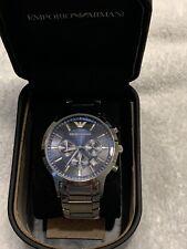 Emporio Armani Classic AR2448 Wrist Watch for Men - original Box Included