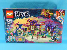 Lego Elves 41185 Magic Rescue from the Goblin Village 637pcs New Sealed 2017