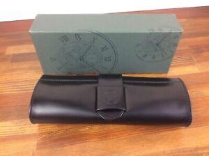 Audemars Piguet Leather Watch Roll Case / Travel Pouch  + Free Post